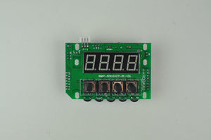 DISPPAR6 - Display PCB