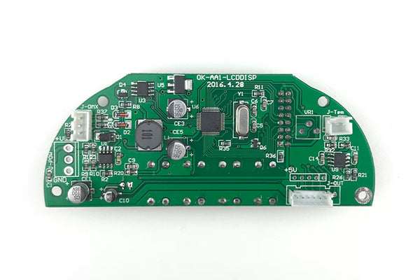 Antari - Spare Parts - Display PCB - DISPPAR8A