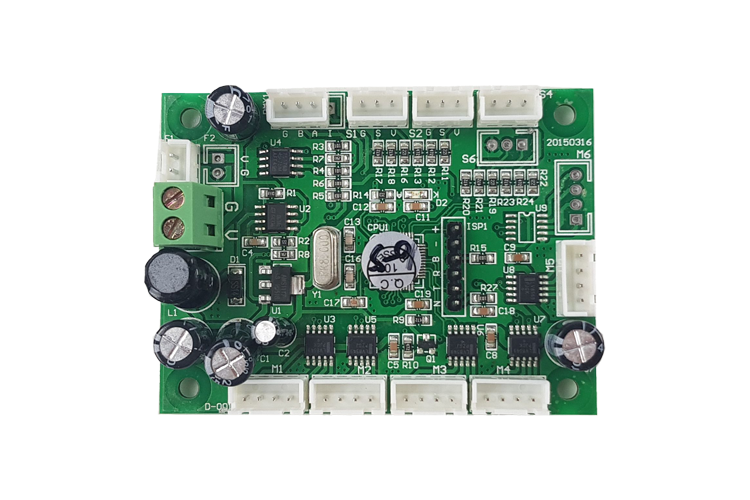 LM60SPCB2 - Motor Driver PCB