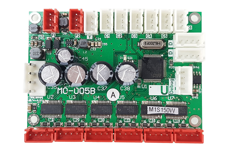 Event Lighting MO005B1503U motor driver PCB