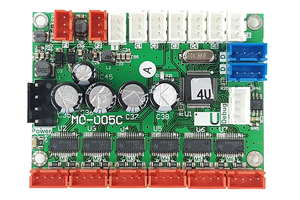 Event Lighting MO005C4202U motor driver PCB
