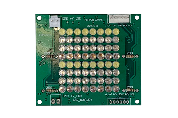 Event Lighting Orbit LED PCB