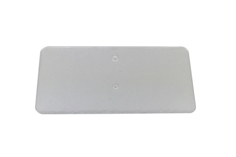 Event Lighting Spare Parts - Perspex Front Cover for PAN2X1
