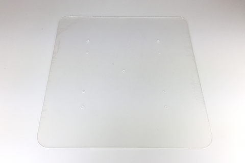 Event Lighting Spare Parts - PAN4X4X30 Perspex Front Cover