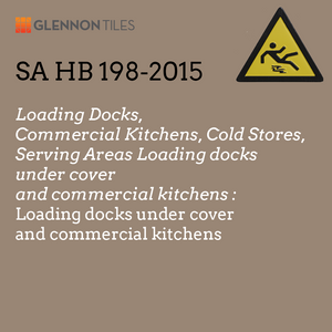 HB198-2015: Loading Docks, Commercial Kitchens, Cold Stores, Serving Areas And Loading Docks Under Cover