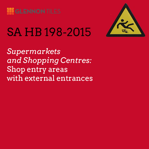 HB198-2015: Supermarkets and Shopping Centres: Shop Entry Areas With External Entrances