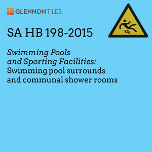 HB198-2015: Swimming Pools and Sporting Facilities: Swimming pool Surrounds And Communal Shower Rooms