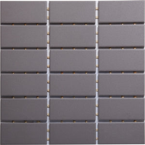 Bauhaus GT06049 50x100mm Unglazed Matt wall & Floor Tile