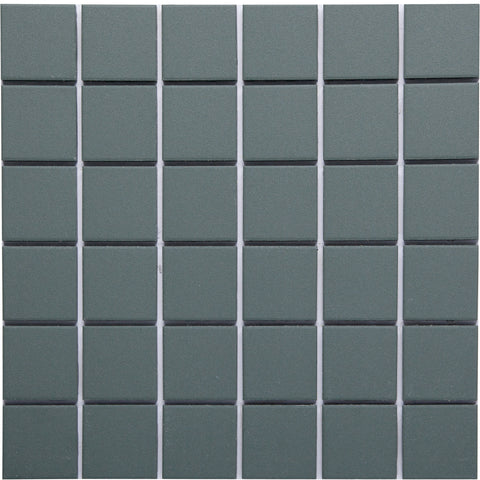 Bauhaus GT06020 50x50mm unglazed matt wall & floor tile