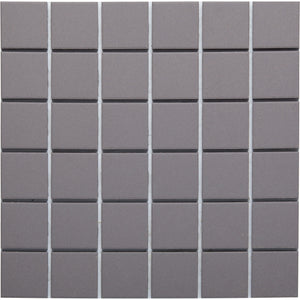 Bauhaus GT06055 50x50mm unglazed matt wall & floor tile