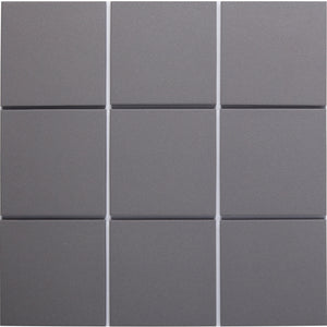 Bauhaus 901 100x100mm Unglazed Matt Wall & Floor Tile