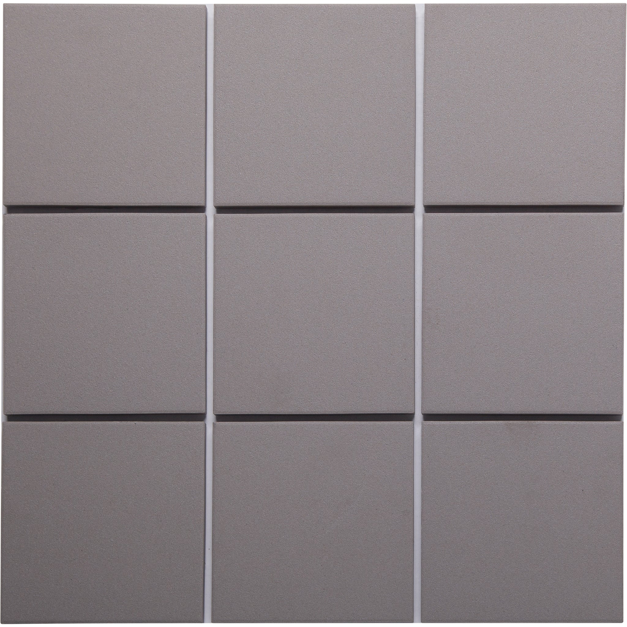 Bauhaus 907 100x100mm Unglazed Matt Wall & Floor Tile