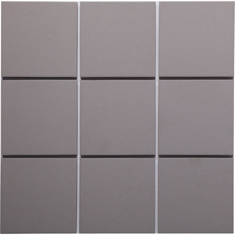 Bauhaus GT06005 100x100mm unglazed matt wall & floor tile