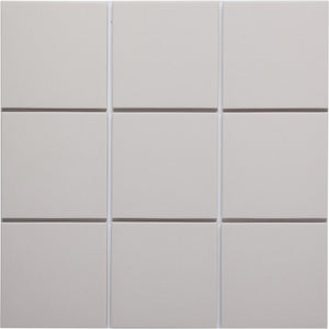 Bauhaus 910 100x100mm Unglazed Matt Wall & Floor Tile