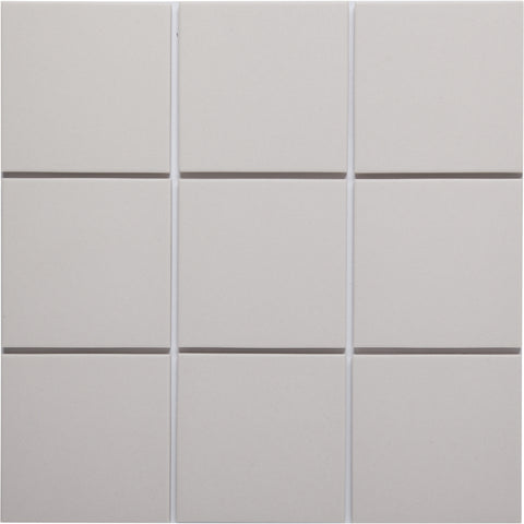 Bauhaus GT06008 100x100mm unglazed matt wall & floor tile