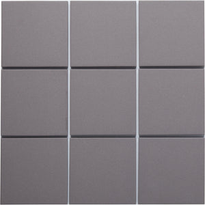 Bauhaus GT06011 100x100mm Unglazed Matt Wall & Floor Tile