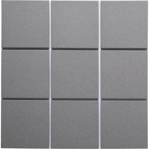 Bauhaus GT06016 100x100mm Unglazed Matt Wall & Floor Tile