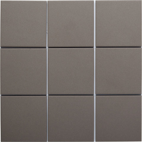Bauhaus GT06482 100x100mm unglazed matt wall & floor tile