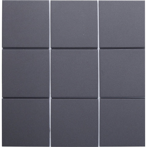Bauhaus GT06624 100x100mm Unglazed Matt Wall & Floor Tile