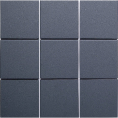 Bauhaus 950 100x100mm Unglazed Matt Wall & Floor Tile
