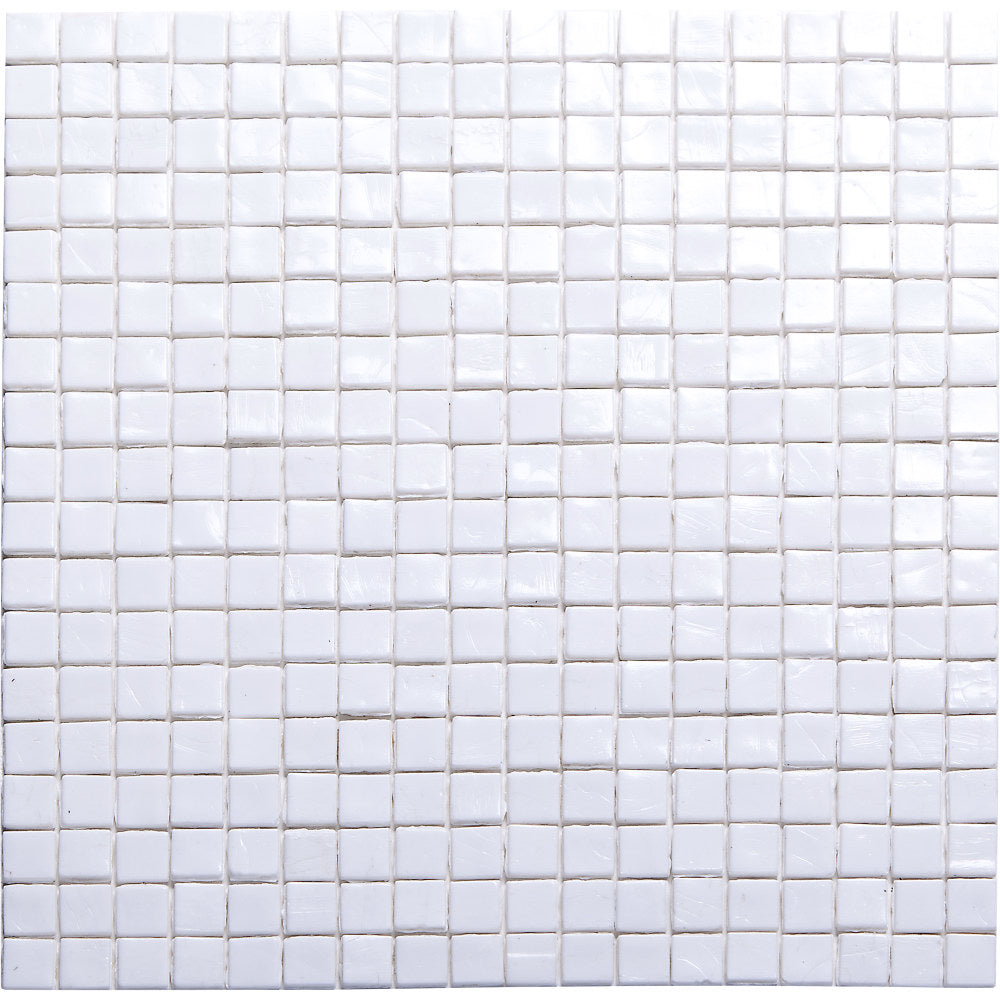 Spectra Glass series Coconut GT06599 glass mosaic tiles
