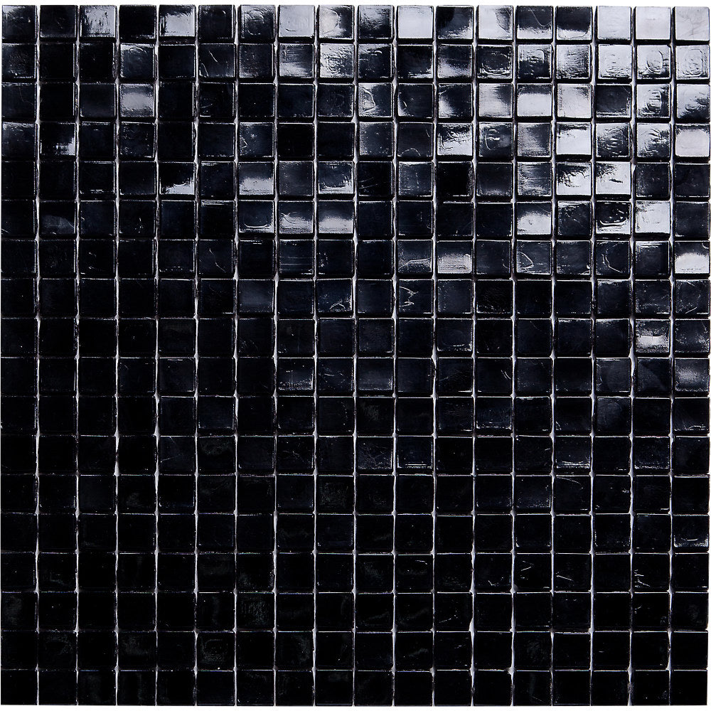 Spectra Glass series Absolute F504 glass mosaic tiles
