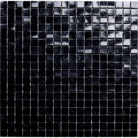 Spectra Glass series Absolute GT06600 glass mosaic tiles