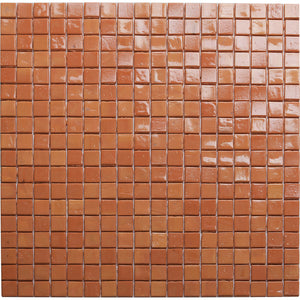 Spectra Glass series Fire AB92 glass mosaic tiles