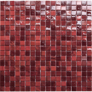 Spectra Glass series Fever AB99 glass mosaic tiles