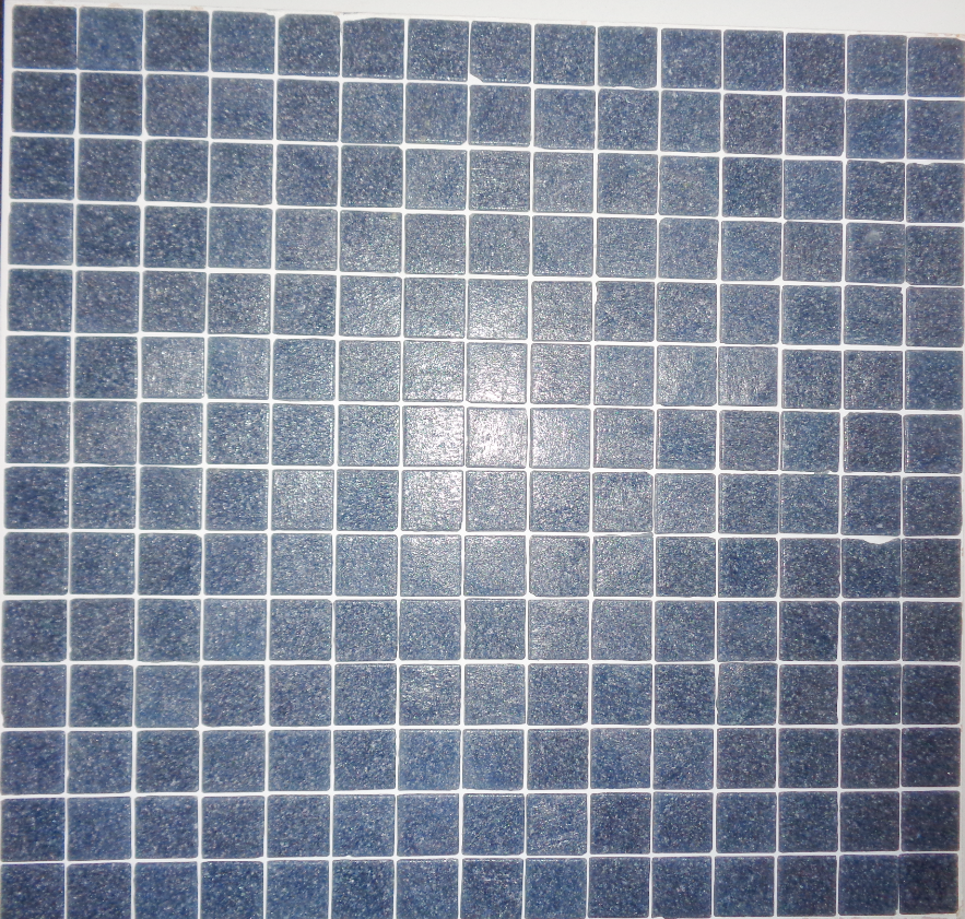 Glass Mosaic 20 Series GT06277 20x20mm Slate Blue