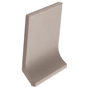 Bauhaus Cove GT06042 100x100mm unglazed matt cove skirting tile