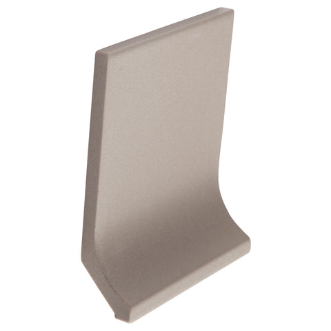 Bauhaus Cove GT06549 100x100mm unglazed matt cove skirting tile