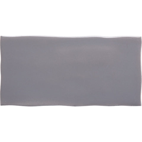 New Vintage GT06675 glazed gloss ceramic wall tiles dark grey
