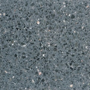 Terrazzo GT05028 400x400x18mm black grey polished