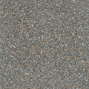 Terrazzo GT05032 400x400x18mm red grey polished