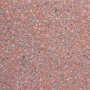 Terrazzo GT05033 400x400x18mm Red Polished