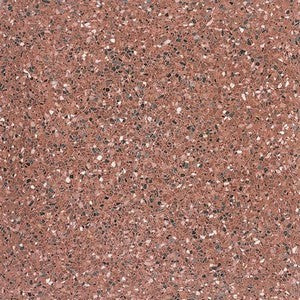 Terrazzo GT05043 400x400x18mm red polished