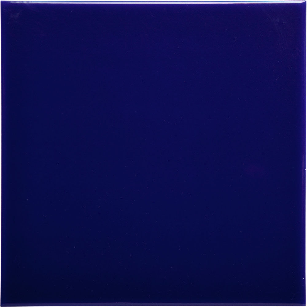 W100 series GT04383 100x100mm Wall Tile Blueberry