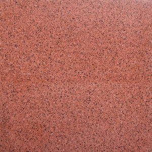 Terrazzo GT05040 400x400x18mm red brown polished
