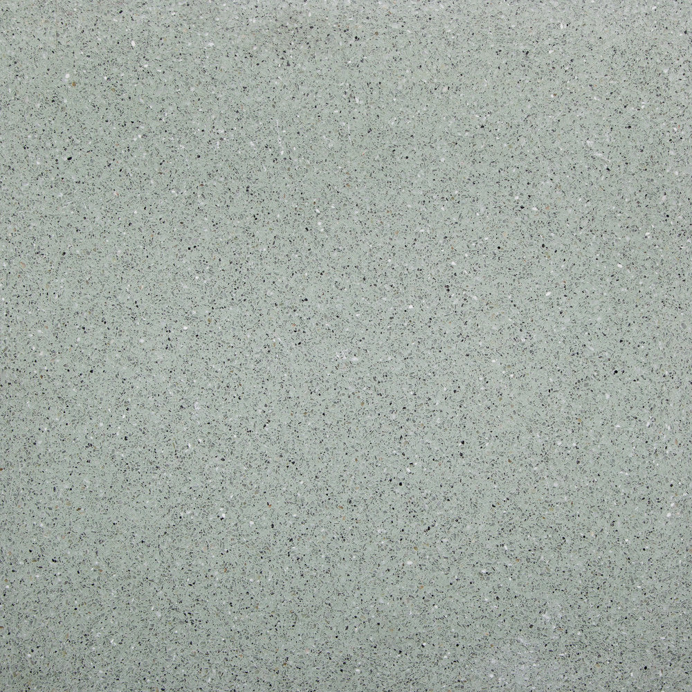 Terrazzo GT05047 400x400x18mm grey green polished