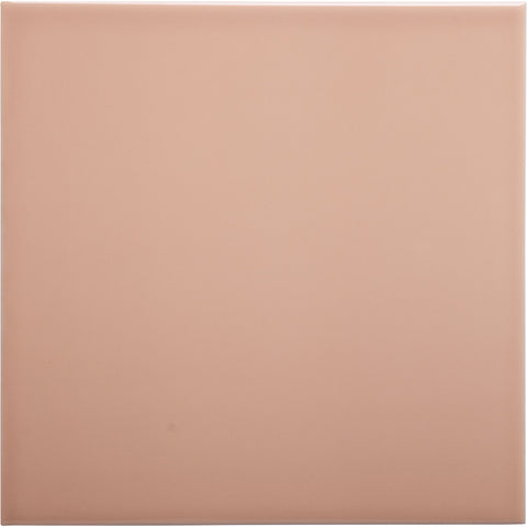 W200 series GT06067 200x200x7mm Glazed Ceramic Wall Tile Caramel
