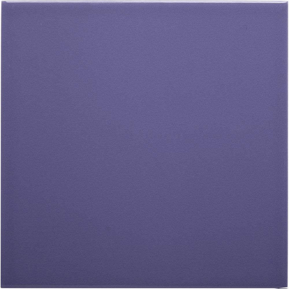W200 series GT06082 200x200x7mm Glazed Ceramic Wall Tile Purple