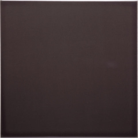 W200 series GT06086 200x200x7mm Glazed Ceramic Wall Tile Chocolate