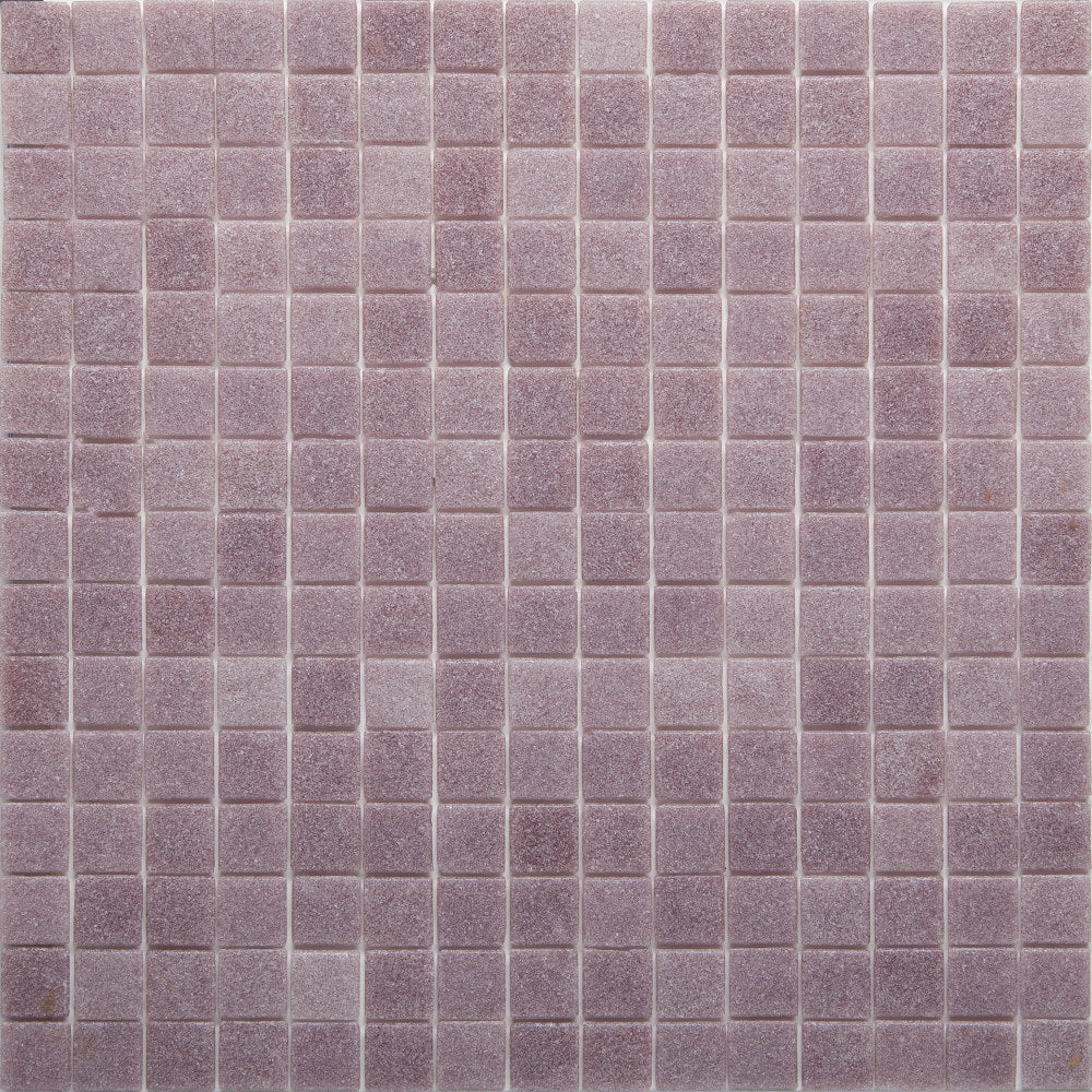 Glass Mosaic 20 Series GT06259 20x20mm Ice Purple