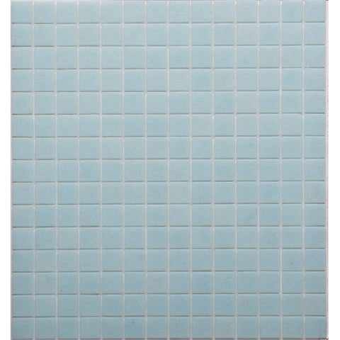 Glass Mosaic 20 Series GT06257 20x20mm Ice Blue