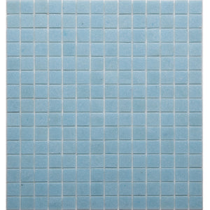 Glass Mosaic 20 Series GT06258 20x20mm Light Blue