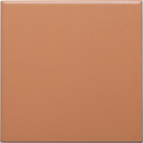 W100 series GT06497 100x100mm Wall Tile Matt Caramel