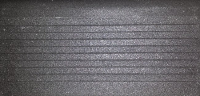 Step Tread GT06763 Super Black Unglazed Porcelain 150x75x12mm P5 Slip Resistance