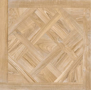 Eglise Sable GU02086 750x750x10mm Parquetry Wood Effect Ceramic Tile Rectified