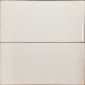 W157 series GT06623 150x75mm glazed gloss white wall tile